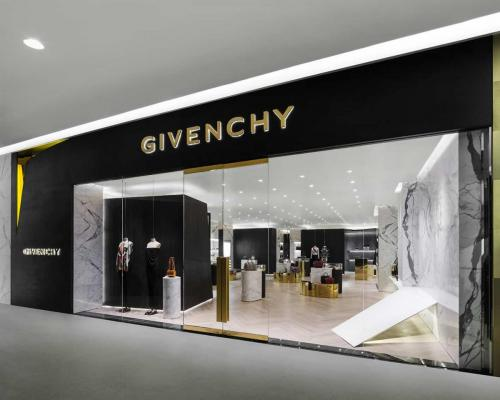 Givenchy@Central Embassy