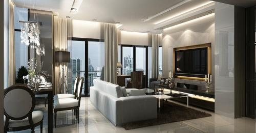 Luxury condominium