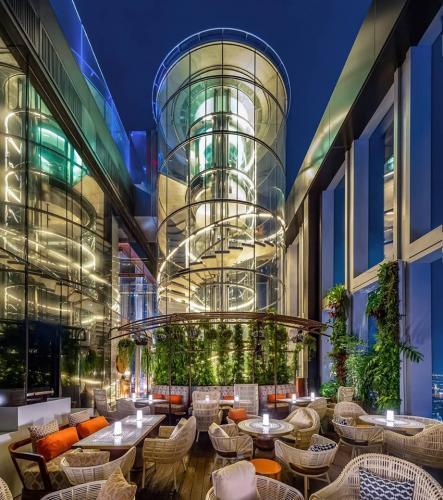 Mahanakhon Sky Bar @KingPowerMahanakhon